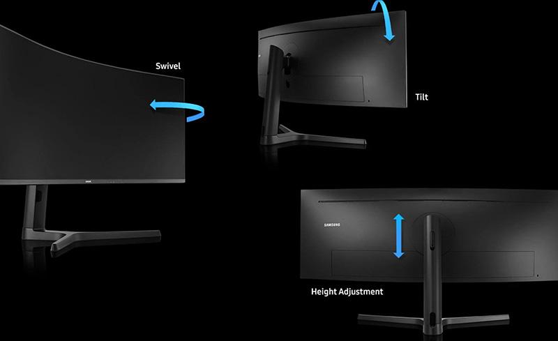 Ultrawide C43J89 de Samsung