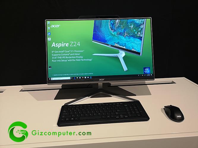 #IFA18 Acer Aspire Z24
