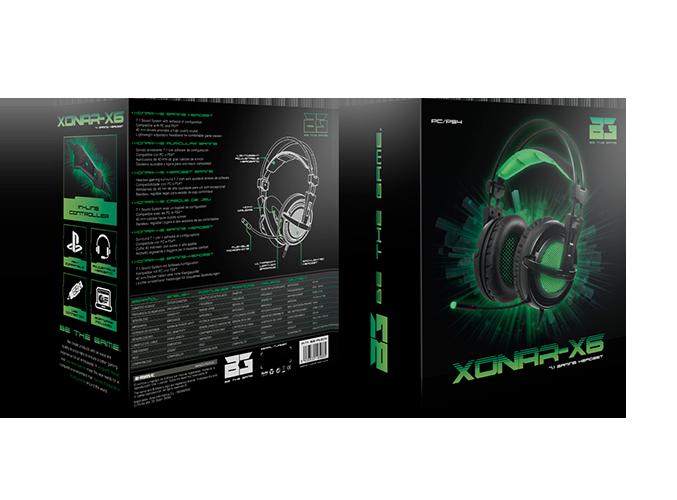Xonar X6