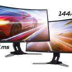 Acer XZ271U y Acer XZ321QU