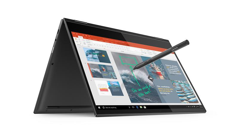 Lenovo Yoga C630 WOS con Snapdragon 850 de Qualcomm