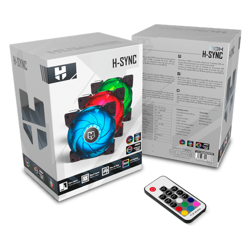 Nox Hummer H-Sync