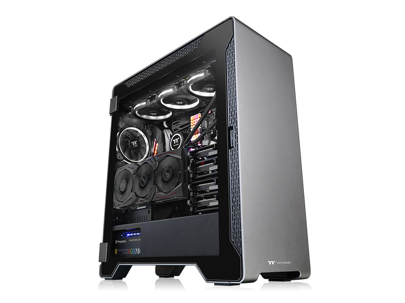 A500 TG Aluminum Tempered Glass Edition