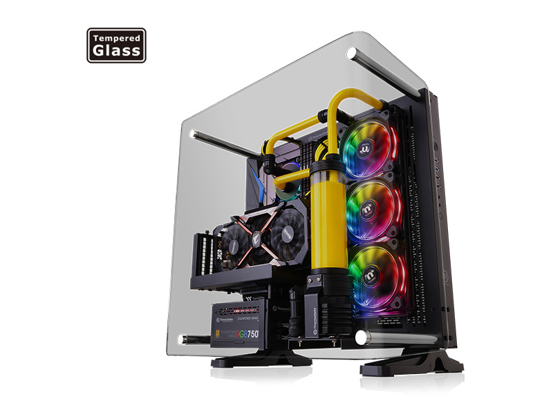 Thermaltake Core P3 TG Curved Edition