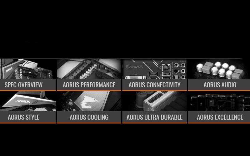 Aorus, a vanguardia de la tecnológica