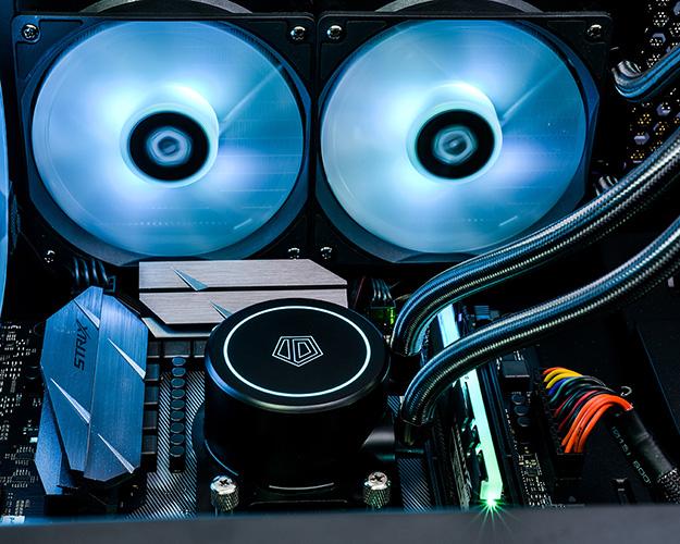 ID-Cooling Auraflow X 240