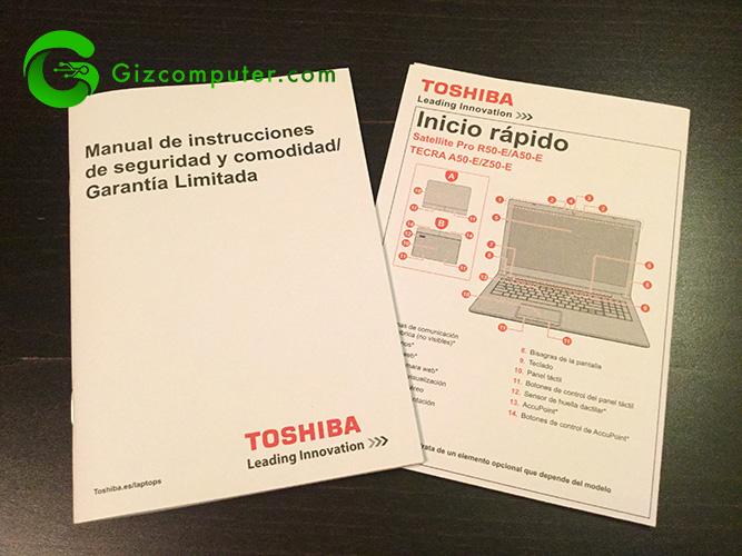Toshiba tecra z50-3-106