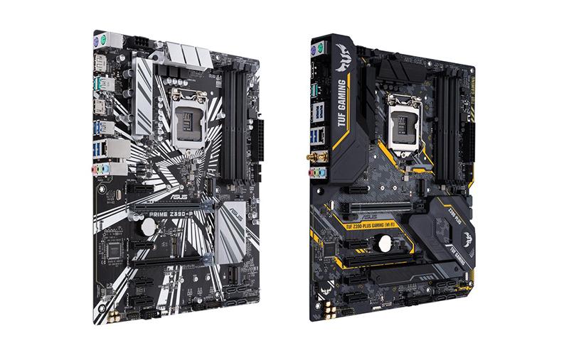 Asus Prime y TUF Gaming