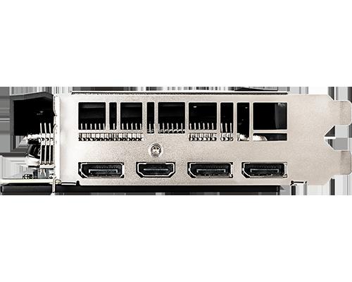 GeForce RTX 2070 Ventus de MSI