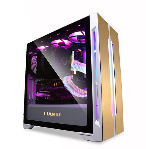 Lancool One Digital Champagne Limited Edition