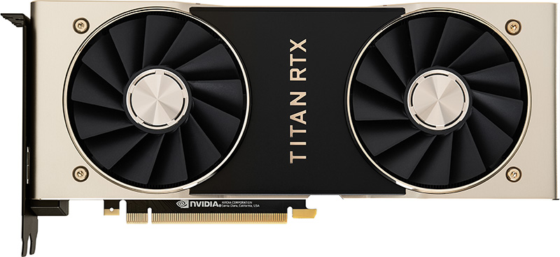 NVIDIA GeForce Titan RTX