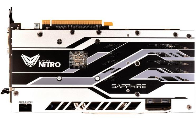Radeon RX 590 Nitro+ de Sapphire