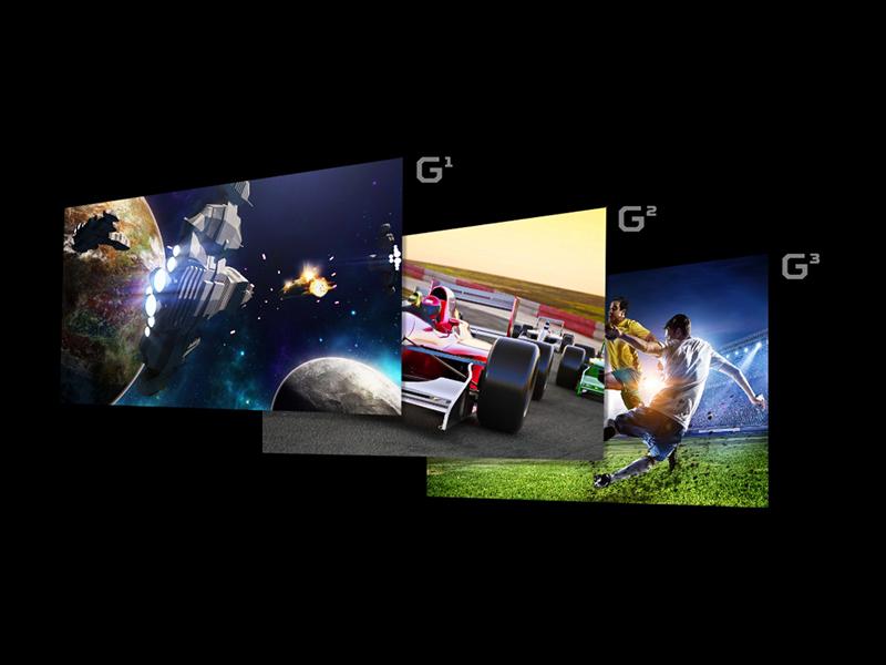 Acer Nitro XF272UP, XV272UP y XV273KP