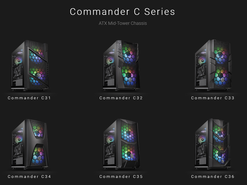 Commander C de Thermaltake