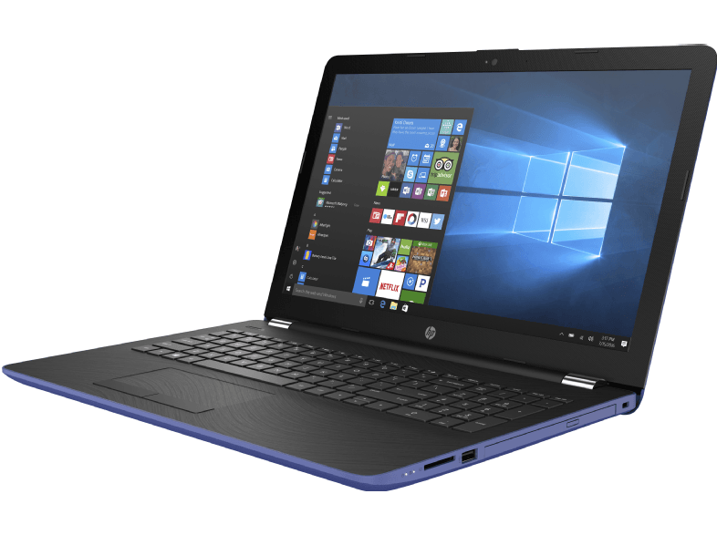 HP Notebook 15-da0048ns, procesador