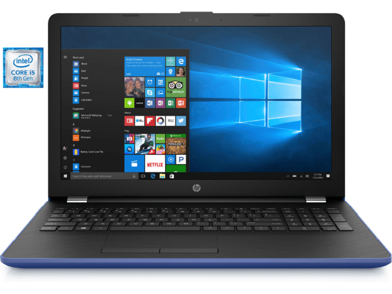 HP Notebook 15-da0048ns