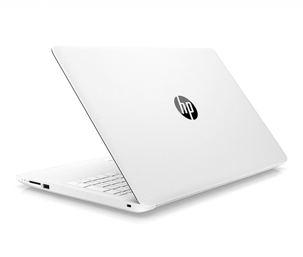 HP Notebook 15-da0160ns, aspecto