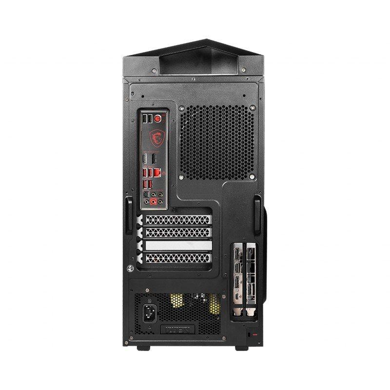 MSI Infinite X 9SE-249EU, conectividad