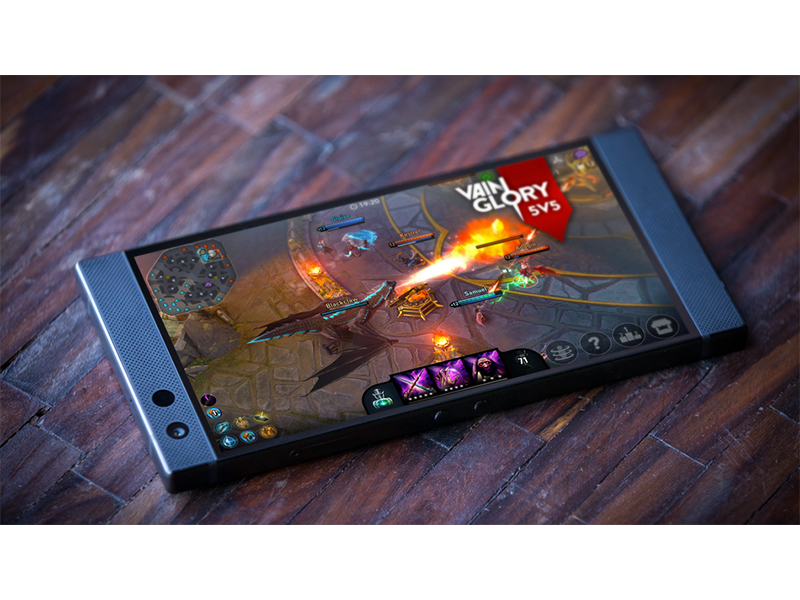 Tecent Games Razer Phone 2 y Asus