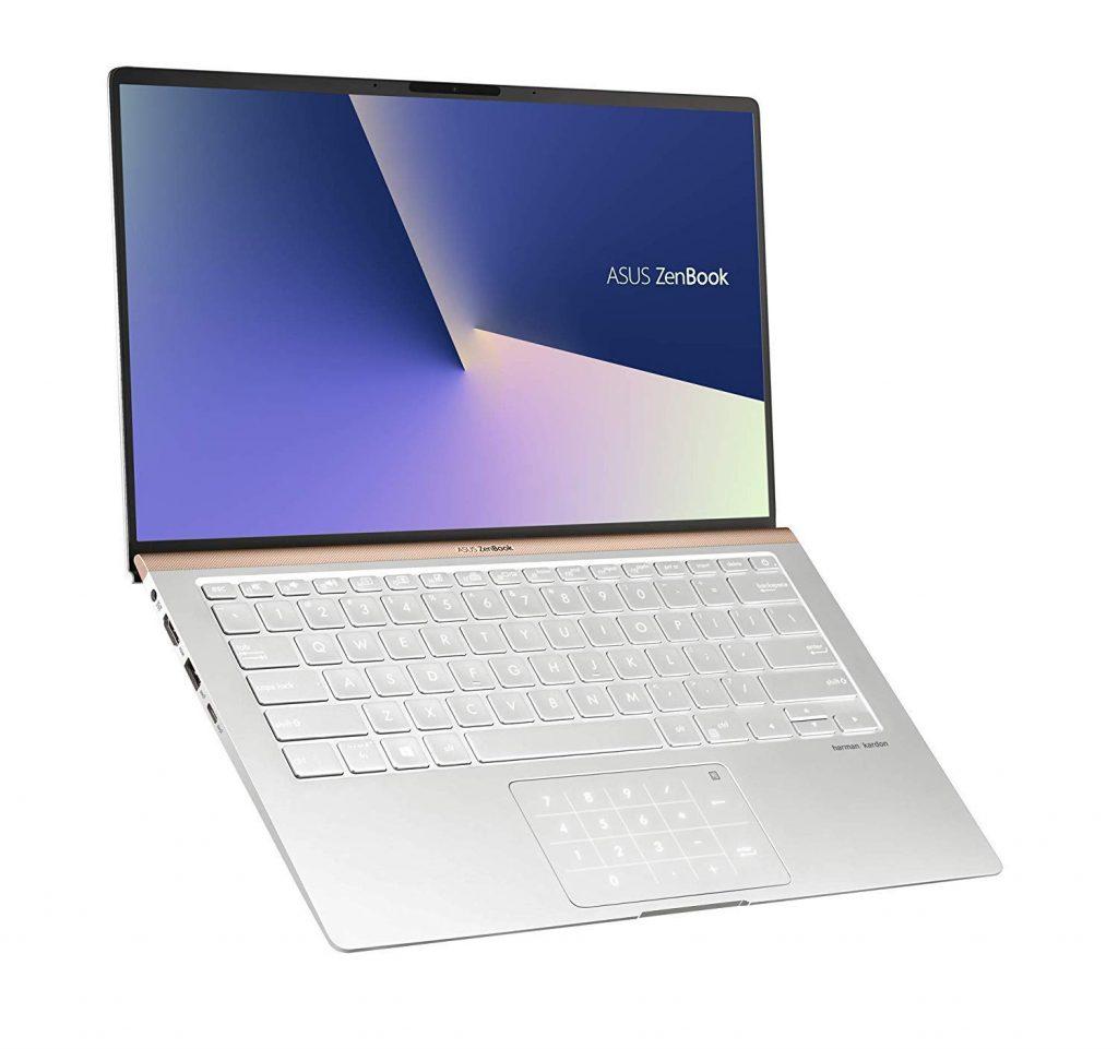Asus ZenBook UX433FA-A5144T, pantalla