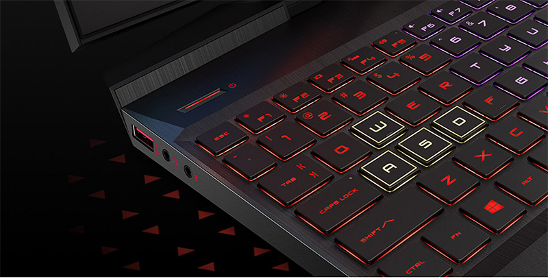 HP OMEN 15-DC1001NS y HP OMEN 15-DC1000NS
