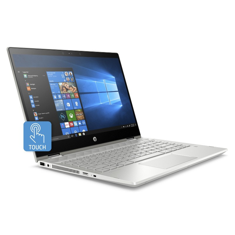 HP Pavilion x360 14-cd0011ns, cámara
