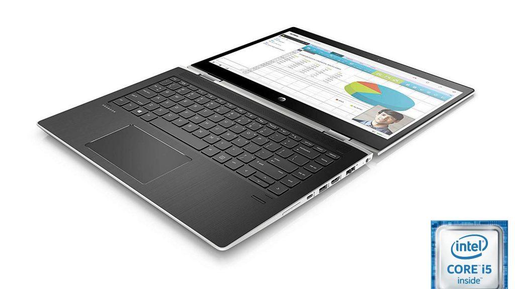 HP ProBook x360 440 G1, seguridad