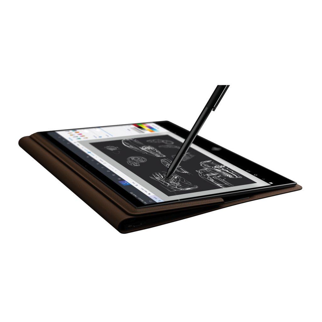 HP Spectre Folio 13-ak0000ns, stylus