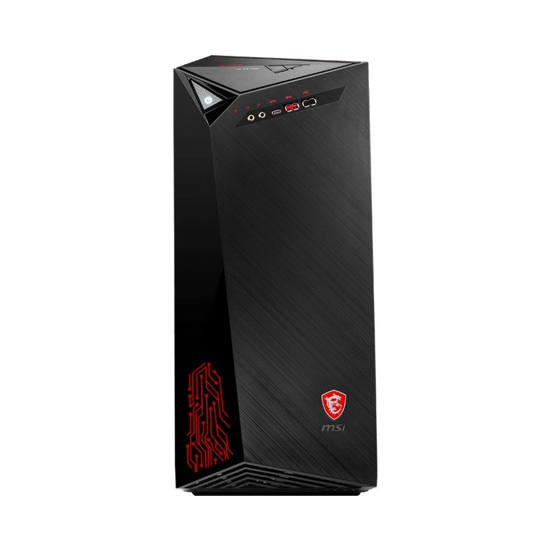 MSI Infinite 8RC-607EU, aspecto