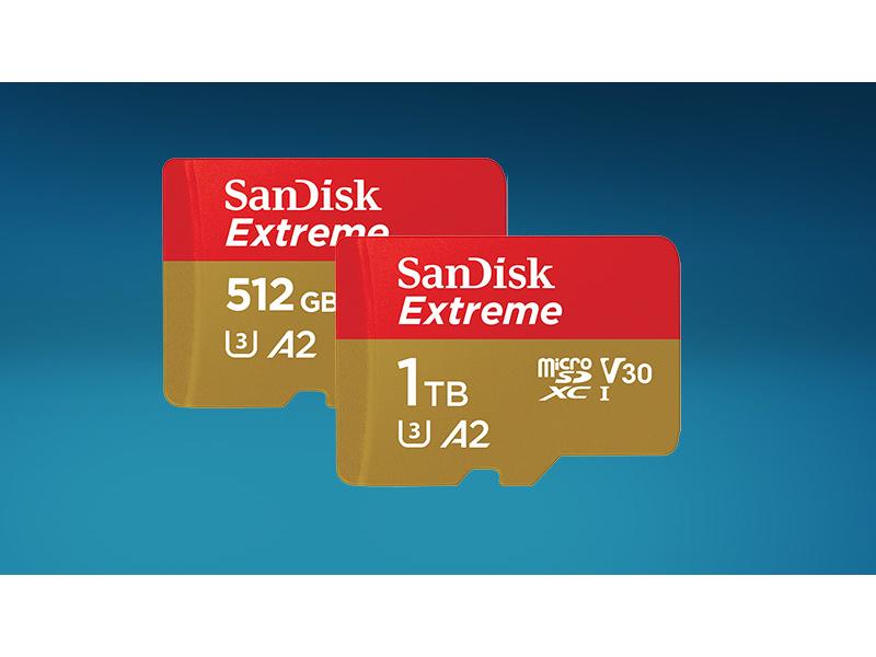 SANDISK EXTREME® microSD™ UHS-I