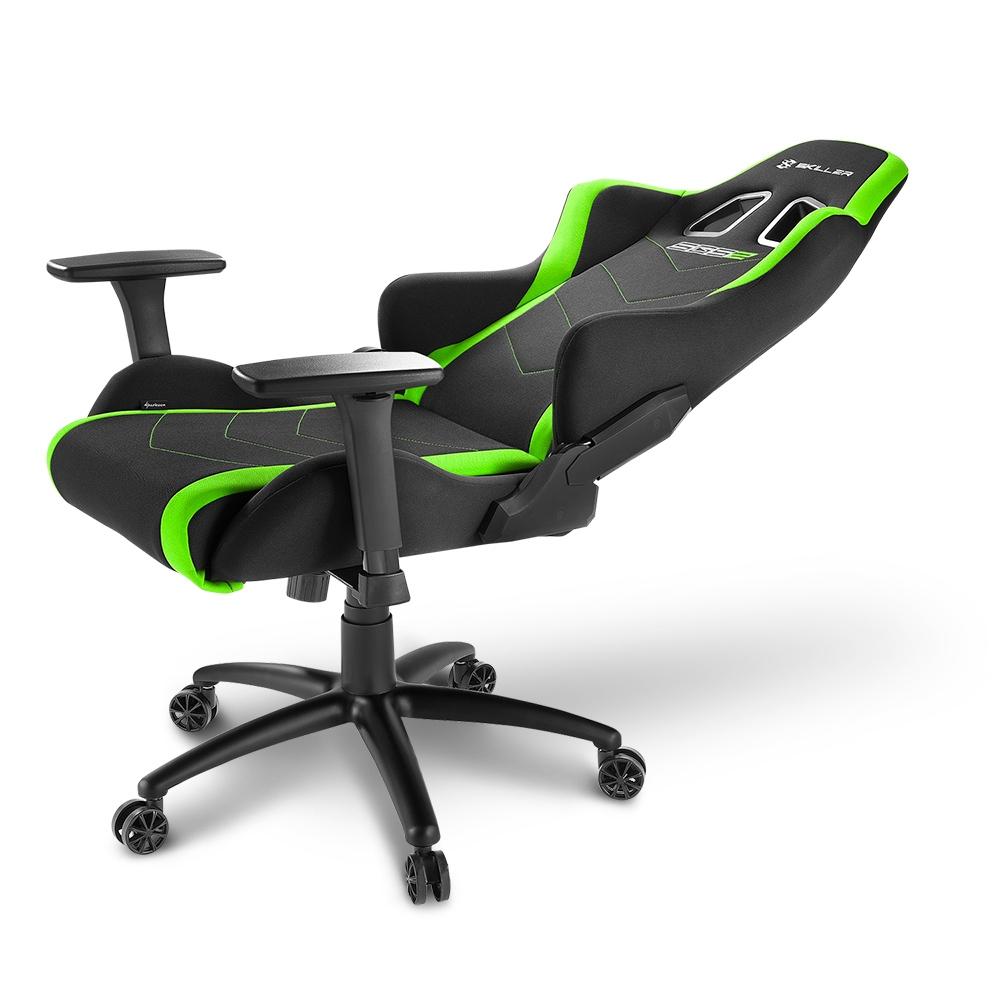 Sharkoon Skiller SGS2, ergonomía