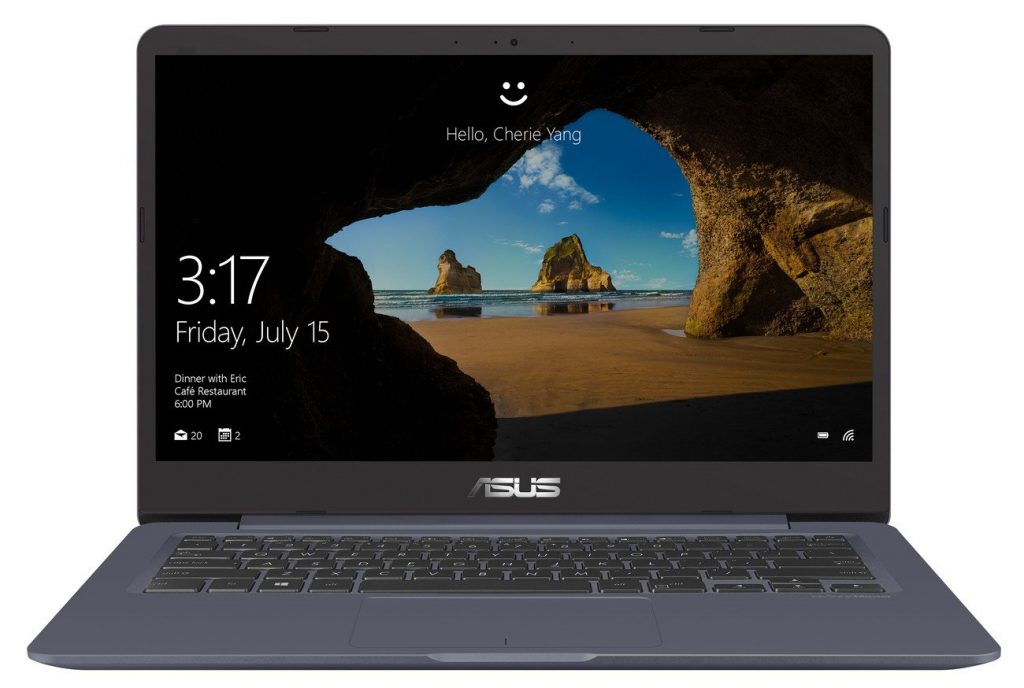 ASUS VivoBook S14 S406UA-BV041T, hardware