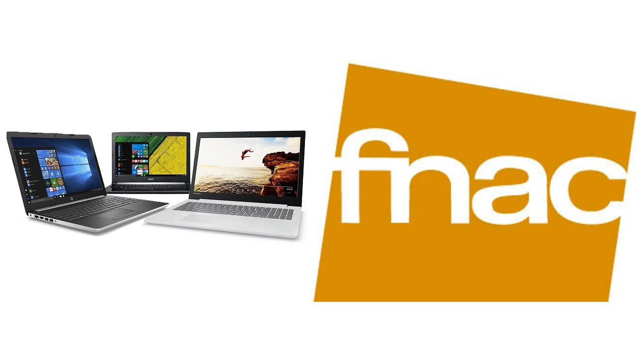 Descuentos en ordenadores en FNAC