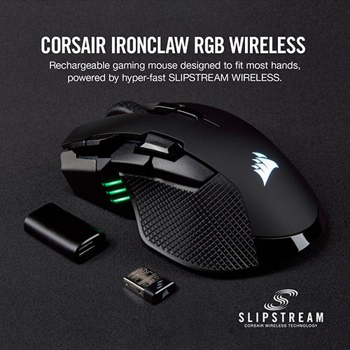 Ironclaw RGB Wireless