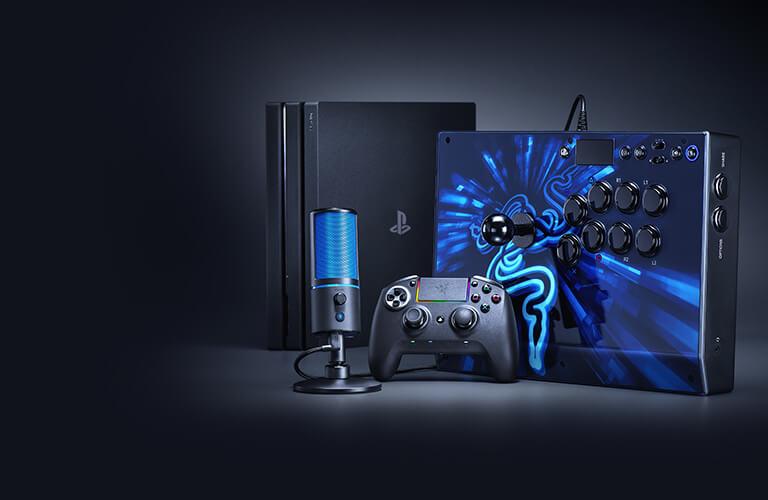 Razer Seirēn X ahora en PS4