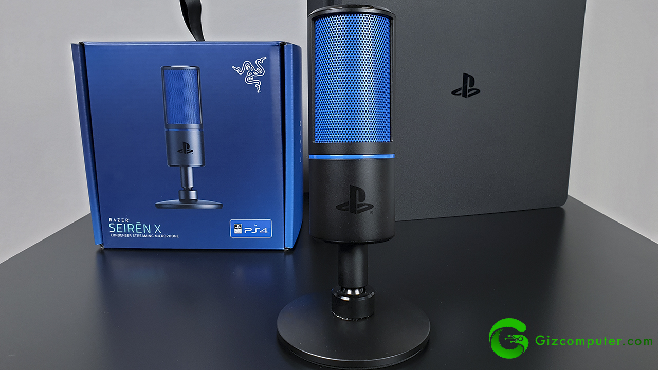 Razer Seiren X para PS4