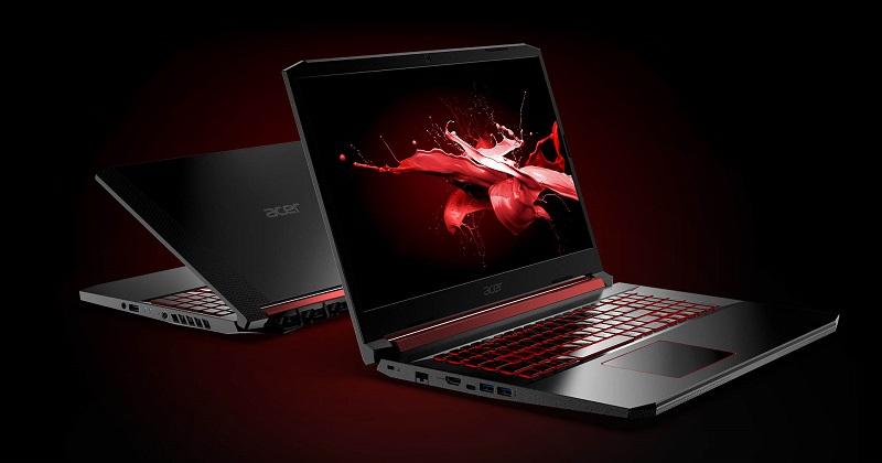 Acer Nitro 5 con Ryzen 7 3750H