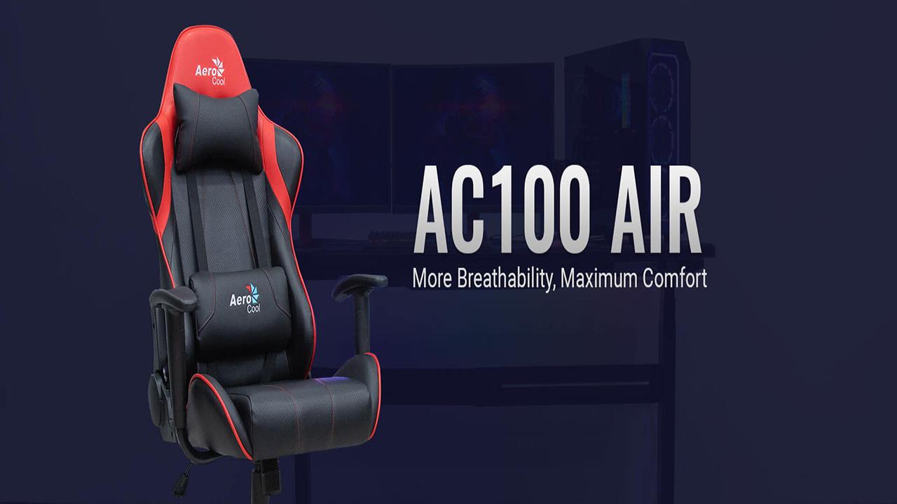 Aerocool Silla Ac100Materiales Con Esta Calidad De Gaming Nvnwm80O