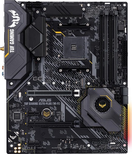 Asus TUF Gaming X570-PLUS WiFi