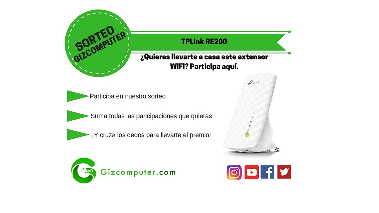 Copia de SORTEO TPLink RE200