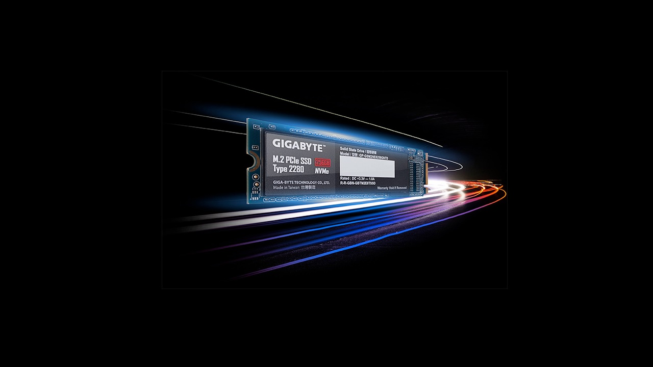 Gigabyte SSD M.2 PCI-Express 4.0