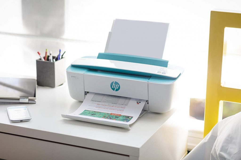 HP Deskjet 3735, HP Instant Ink