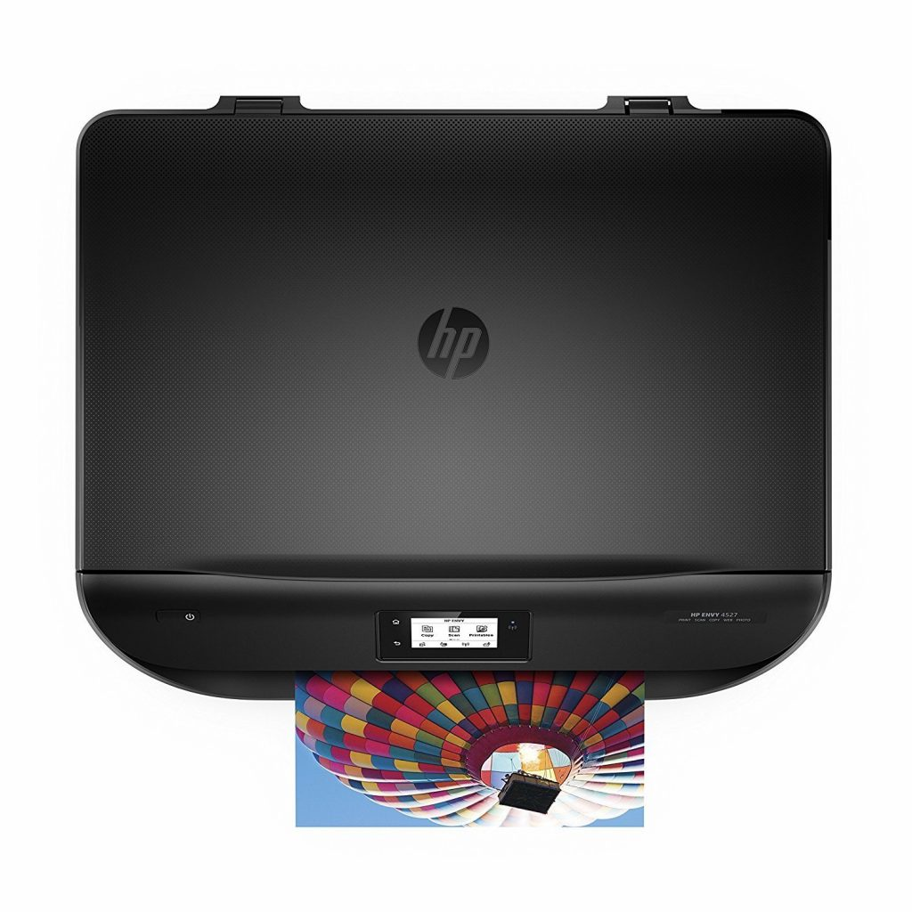HP Envy 4527, aspecto