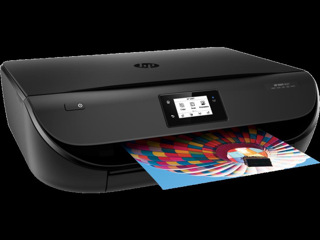 HP Envy 4527, fotocopiadora