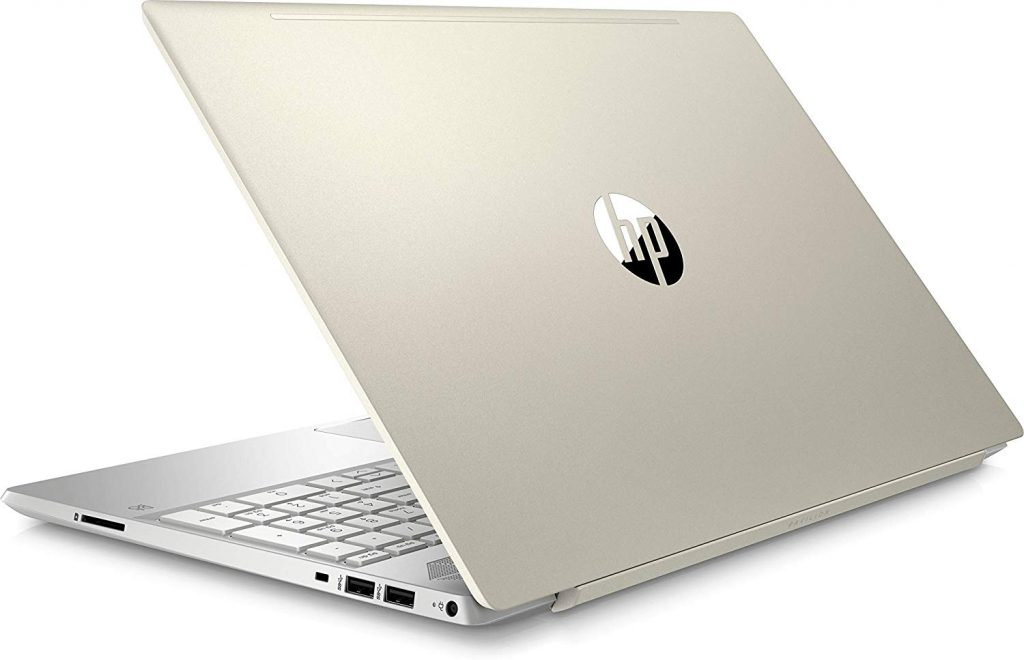 HP Pavilion 15-CS005NS, aspecto