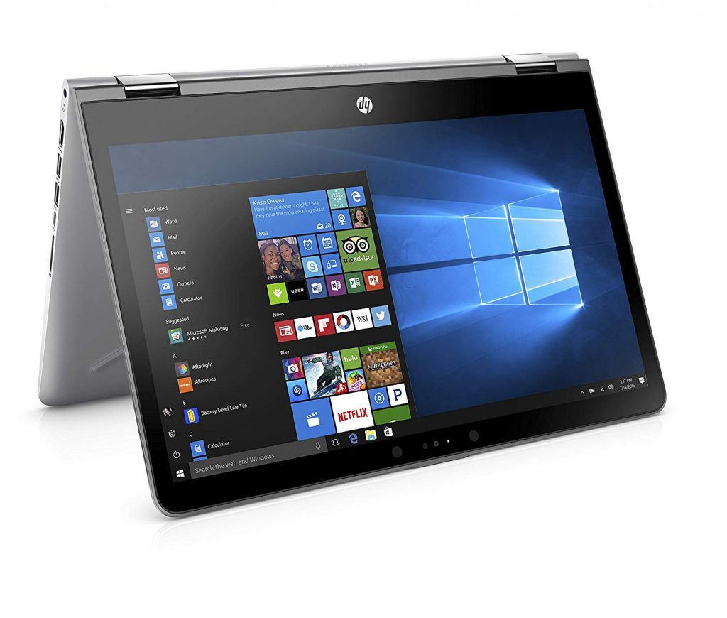 HP Pavilion x360 14-cd0009ns, modos de uso