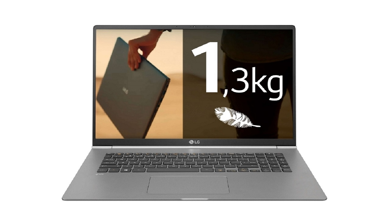 LG Gram 17Z990-V