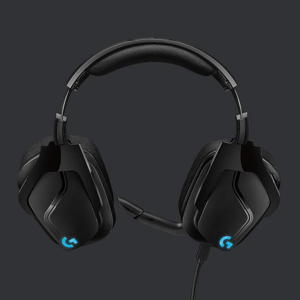 Logitech G635, sonido