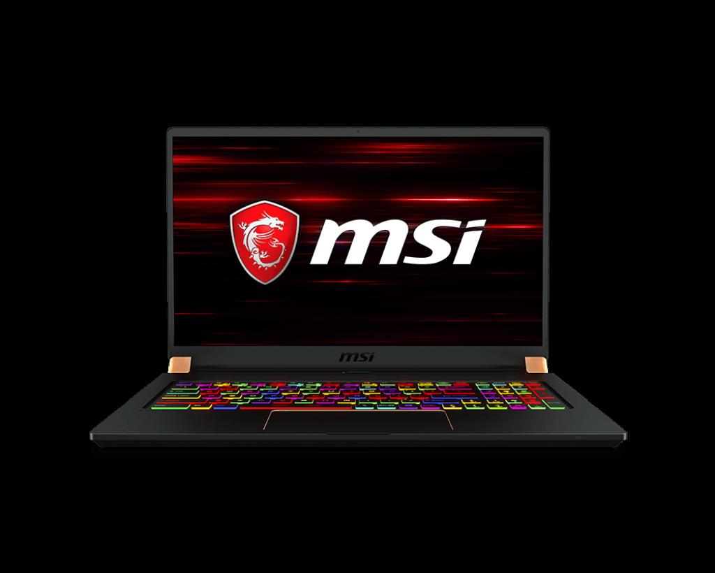 MSI GS75 Stealth 9SG-267ES, GPU