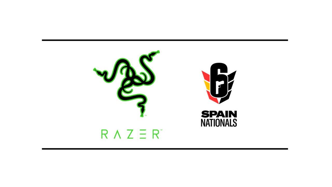 R6 Spain Nationals, Razer el nuevo aliado de Ubisoft España